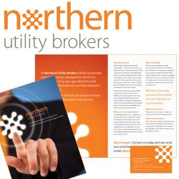 Northern Utility Brokers: Brand/Literature