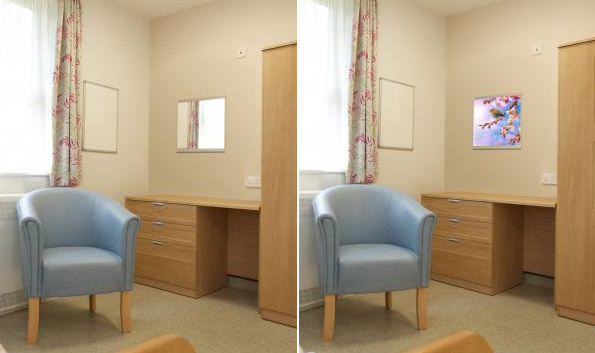 Client Blog: Mirrors and Dementia
